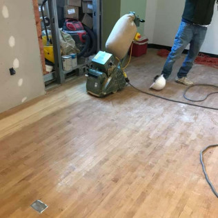 hardwood sanding services travelers rest sc