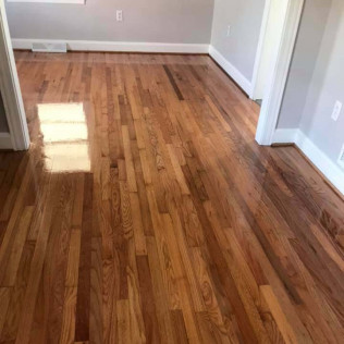 how to clean hardwood floors travelers rest sc